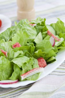 Free Salad Royalty Free Stock Images - 14850009