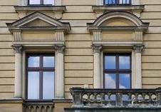 Free Old House On The Main Square In Cracow Royalty Free Stock Photos - 14850088