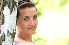 Free Female Portrait Royalty Free Stock Image - 14850286