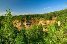 Free Wooden Landscape Stock Photo - 14850720