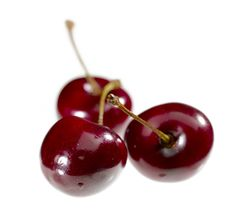 Free Sweet Juicy Cherry Royalty Free Stock Images - 14850749