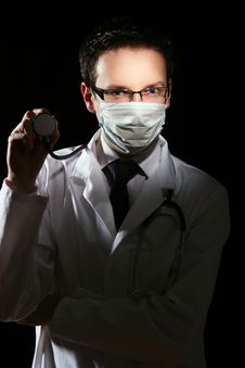 Free Young And Attractive Doctor Assistant Stock Photos - 14851413