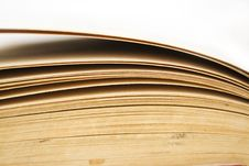 Free Old Opened Book Pages Stock Photography - 14852062
