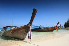 Free Pai Island , Krabi Thailand Stock Photos - 14853223