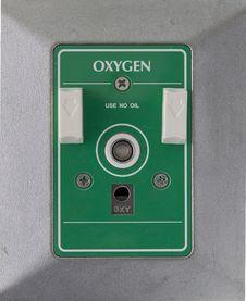 Oxygen Stock Image