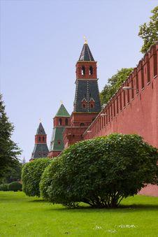 Free Kremlin Stock Photo - 14853580