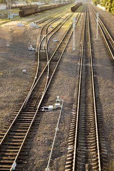 Free Railway Stock Image - 14853731