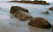 Free Coastline Royalty Free Stock Photo - 14854545