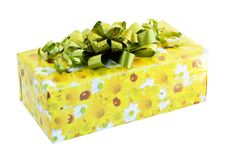 Free Gift Wrapped Royalty Free Stock Photo - 14854645