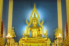 Free The Buddha Image Royalty Free Stock Photo - 14856565