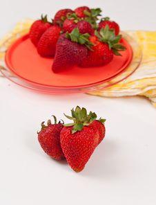 Free Healthy Strawberry Treats Stock Photo - 14856910