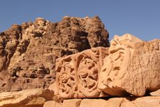 Free Petra Royalty Free Stock Image - 14857436