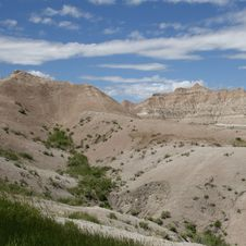 Free Badlands Of South Dakota, USA Stock Photos - 14857933