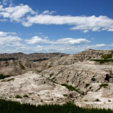 Free Badlands Of South Dakota, USA Stock Photos - 14857993