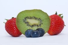 Free Fruit Assortment Royalty Free Stock Photography - 14858967