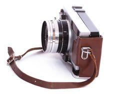 Free Vintage Photo Camera Stock Image - 14859141