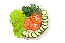 Free Salad Stock Image - 14859781