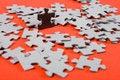 Free Puzzle. Individuality Stock Photo - 14865560