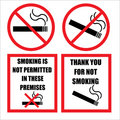 Free No Smoking Sign Stock Images - 14867484