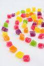 Free Close Up Of Colorful Candies Jelly Royalty Free Stock Photo - 14869755