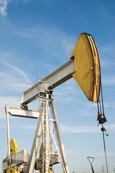 Free Oil Pump Stock Photo - 14860510