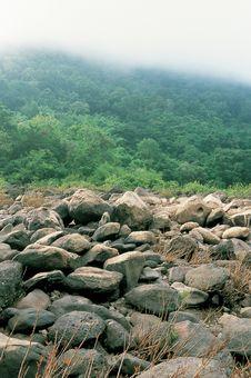 Free Mountain View, Thailand Stock Photo - 14861080