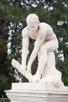 Free Statue Of Discobolus Stock Images - 14861894