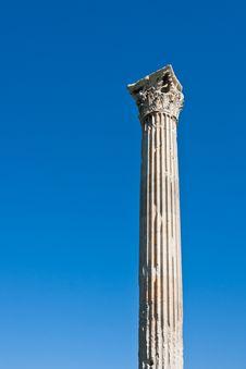 Free Temple Of Zeus Stock Photography - 14861972