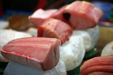 Free Tuna Fish. Fish Market In South Korea Royalty Free Stock Images - 14863309