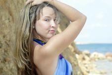 Free Beach Girl Stock Photos - 14863783