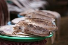 Fish Market In South Korea Stock Images