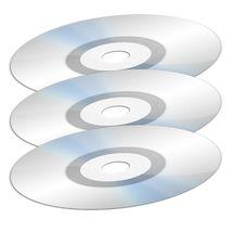 Free Three Discs Stock Photography - 14863942
