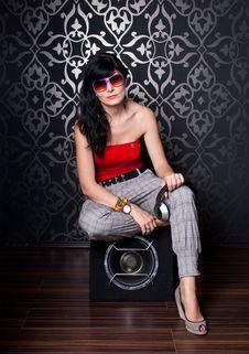Free Sexy DJ Stock Photo - 14864140