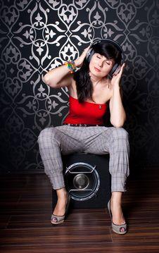 Free Sexy DJ Stock Images - 14864154