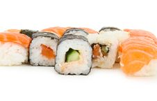 Free Sushi Stock Images - 14864754