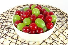 Sour Cherry And Grape