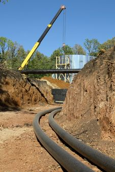 Free Pipes  Synthetic  Pipeline Royalty Free Stock Photos - 14866058