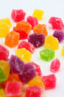 Free Close Up Of Colorful Candies Goog Jelly Stock Images - 14866884