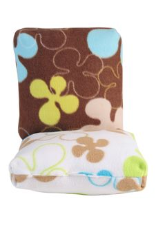 Free Cushion. Isolated Royalty Free Stock Photos - 14867688