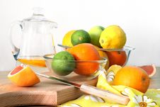 Free Still Life With Fruits Royalty Free Stock Images - 14867749