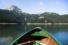 Free Mountain Lake Landscape Royalty Free Stock Image - 14867766