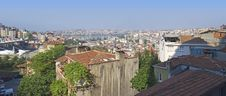 Free View Over An Urban Cityscape Royalty Free Stock Image - 14867816