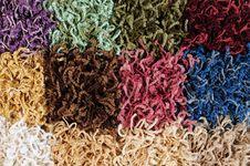 Free Carpet Swatches. Stock Photo - 14867850