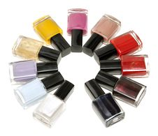 Free Varnish For Nail Stock Photography - 14868022