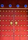 Free Red Door Stock Images - 14873654