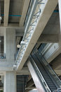 Free Structure Of Elevated Train Station In Bangkok Stock Photo - 14875420