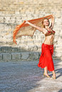 Free Belly Dancer Royalty Free Stock Images - 14876569