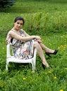 Free Girl Resting Royalty Free Stock Image - 14879366