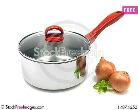 Free Cooking Pot Stock Photography - 14874652