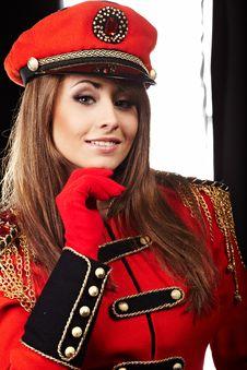 Free Beautiful Fashion Model Stock Photo - 14870180